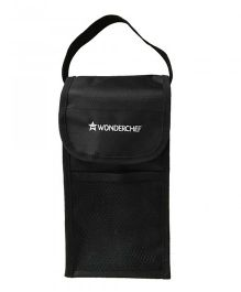 Wonderchef Easy Carry Lunch Bag - Black
