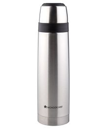Wonderchef 750 ML Stella Bullet Flask - Silver