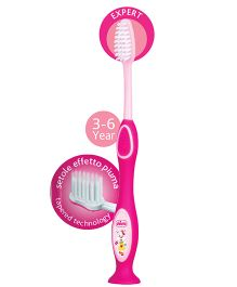 Chicco Toothbrush Pink - 17 cm