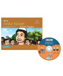 Abdul Kalam School Topper Book And CD - English