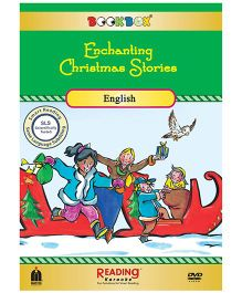 Enchanting Christmas Stories 3 Story DVD - English