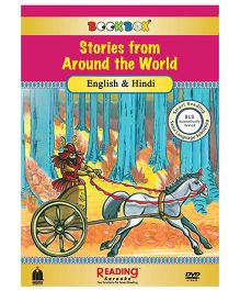 Stories From Around The World 3 story DVD - English And Hindi