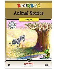 Animal Stories 3 Story DVD - English