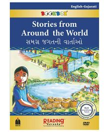 Stories From Around The World 5 Story DVD - English And Gujarati