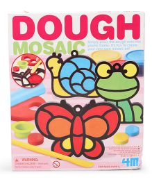 Dough Mosaic Making Kit Garden Theme - Multi Color
