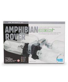 4M Amphibian Rover - Black White