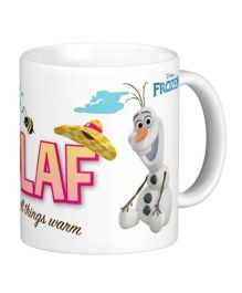 Disney Frozen Olaf Mug Multicolor - 325 ml