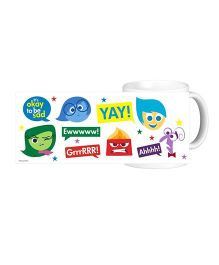 Inside Out Mug Multicolor - 325 ml