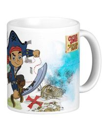 Captain Jake And The Neverland Mug Multicolor - 325 ml