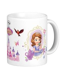 Disney Sofia the First Mug Multicolor - 325 ml