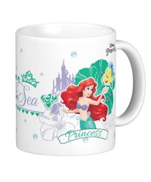 Disney Princess Ariel the Mermaid Mug Multicolor - 325 ml