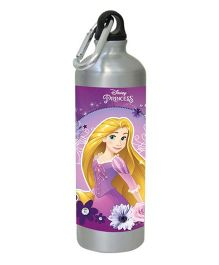 Disney Princess Water Bottle Purple - 450 ml