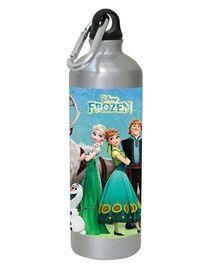 Disney Frozen Water Bottle Multicolor - 450 ml