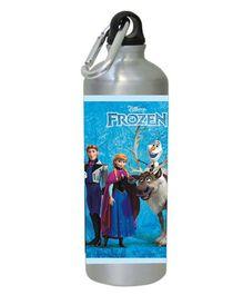 Disney Frozen Water Bottle Blue - 450 ml