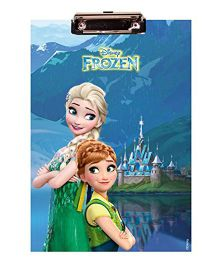 Frozen Fever Exam Board - Blue