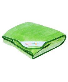 Berrytree Baby Blanket -  Green