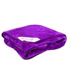 Berrytree Baby Blanket - Purple