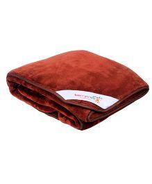 Berrytree Baby Blanket - Coffee