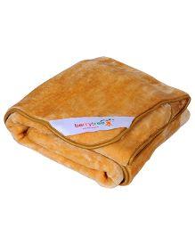 Berrytree Baby Blanket -  Camel Brown