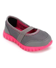 Barbie Sneakers - Grey And Pink