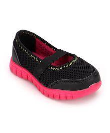 Barbie Sneakers - Black And Pink