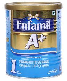 Enfamil A+ Stage 1 Infant Formula - 400 gm