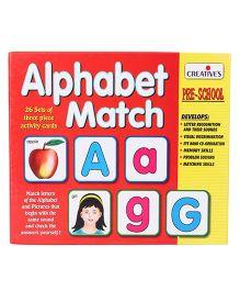 Creative's - Alphabet Match