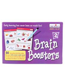 Creative Brain Boosters 2 - Multicolor