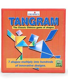 Creative Tangram Chinese Game Of Shapes