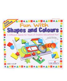 Creative Fun With Shapes and Colours