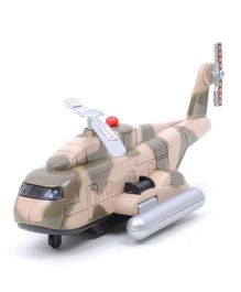Centy Rescue Helicopter - Black