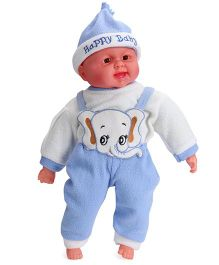 Smiles Creation Laughing Doll - Blue