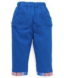 Mini Taurus Full Length Pants - Royal Blue