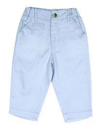ShopperTree Full Length Pant - Sky Blue