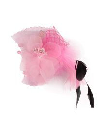 Cutecumber Hair Fascinator - Pink