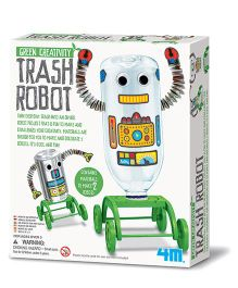 4M Trash Robot - White