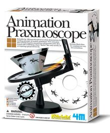 4M Animation Praxinoscope - White