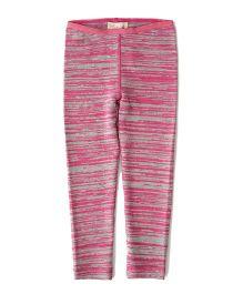 Weedots Full Length Leggings - Pink