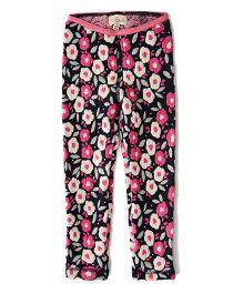 Weedots Full Length Leggings - Multicolor