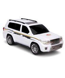 Skykidz Tornado Safari Toy Car - White