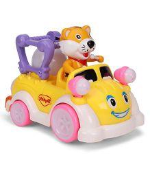 Mitashi Skykidz Carnival Kart - Yellow