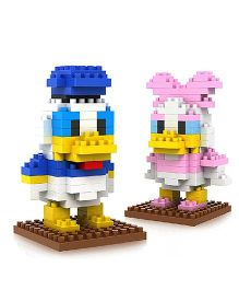 SmartCraft Loz Daisy Duck Block Set