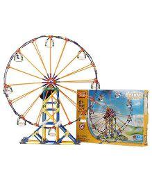 Smartcraft Loz Amusement Park Block Ferris Wheel Kit Multi Color - 660 Pieces