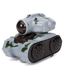 Skikidz Warrior Tank - Grey