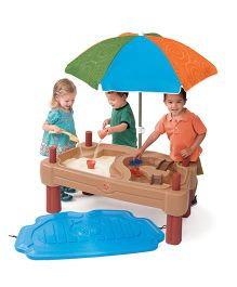 Step2 Adjustable Sand & Water Table - Multi Color