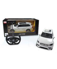 Rastar Volvo XC90 Remote Control Car - White