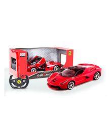 Rastar Remote Control Ferrari Car Toy - Red