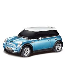 Rastar Remote Control Car Mini Coopers - Blue