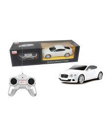Rastar Bentley Confinental GT Speed Remote Control Car