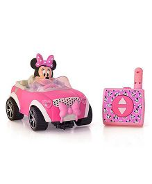 IMC  Disney City Fun RC Car Minnie - Pink